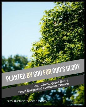 Planted by God