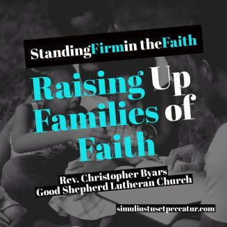 Raising Up Families of Faith